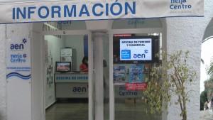 oficina comercial y turistica - aen - nerja centro