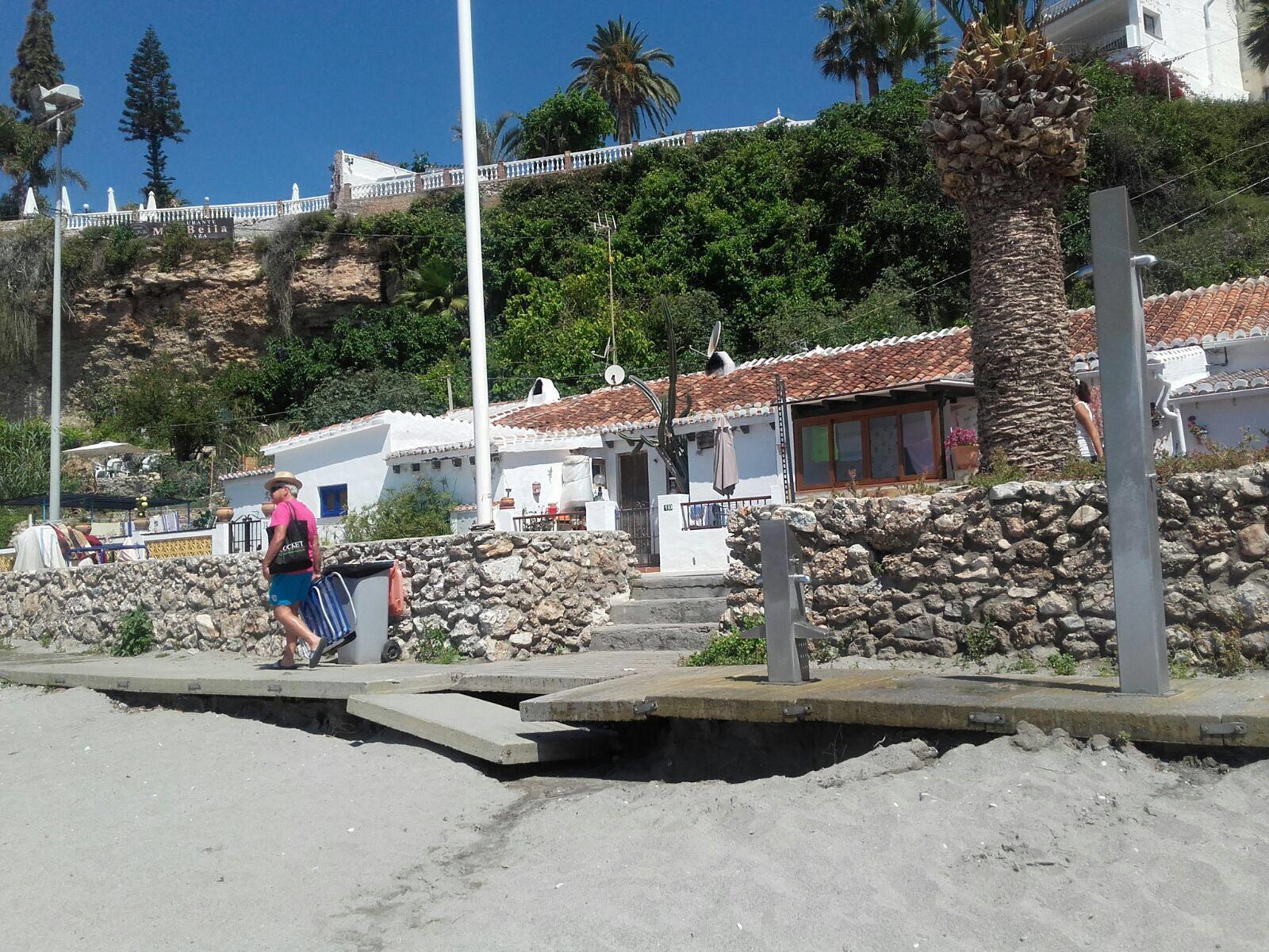 playas nerja informe