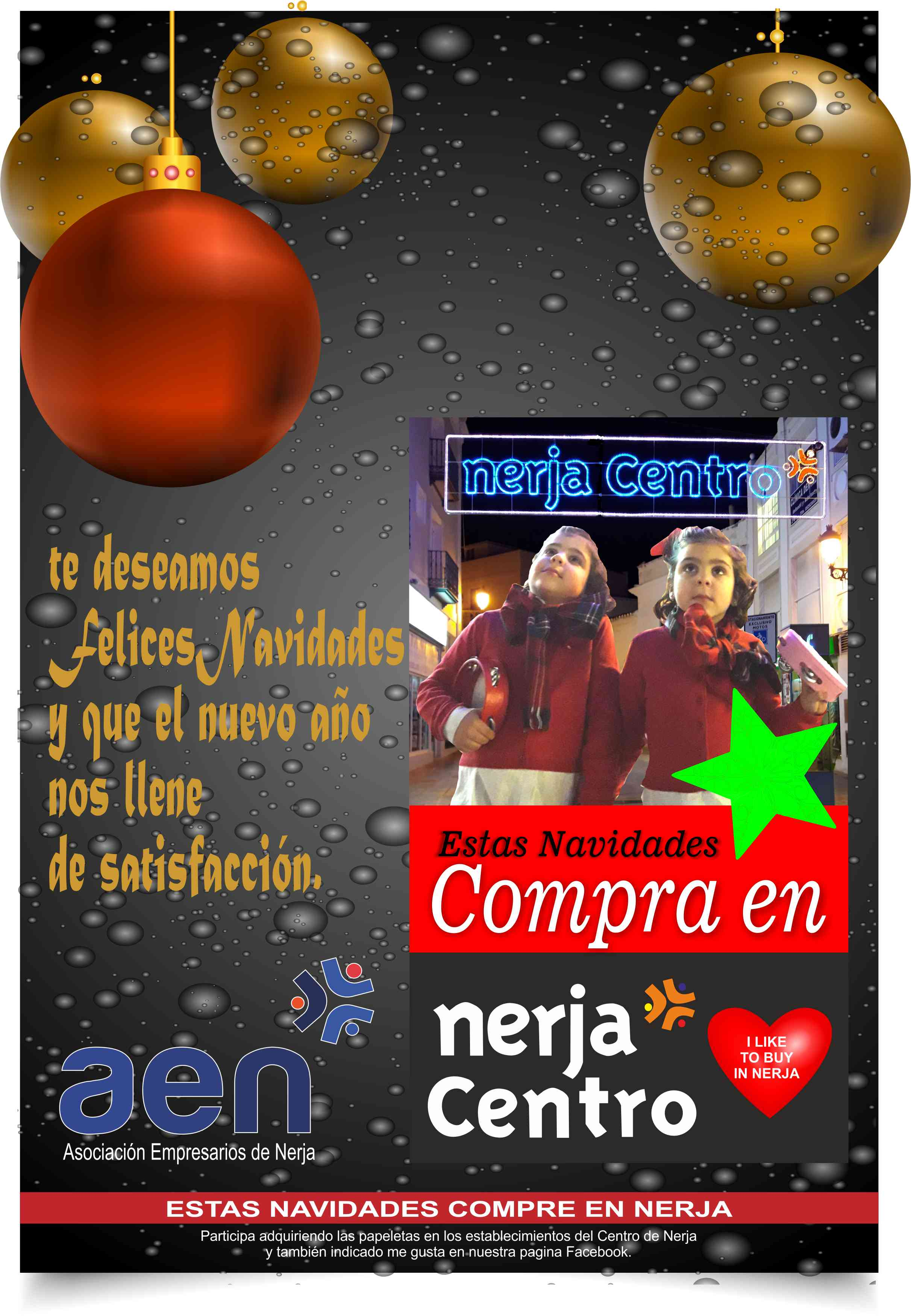 FELICES FIESTAS AEN Y NC 2018