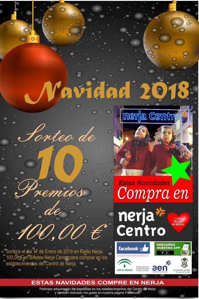 PREMIADOS NAVIDAD 2018 NERJA CENTRO