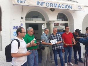 OFICINA COMERCIAL Y TIURISTICA NERJA CENTRO - AEN