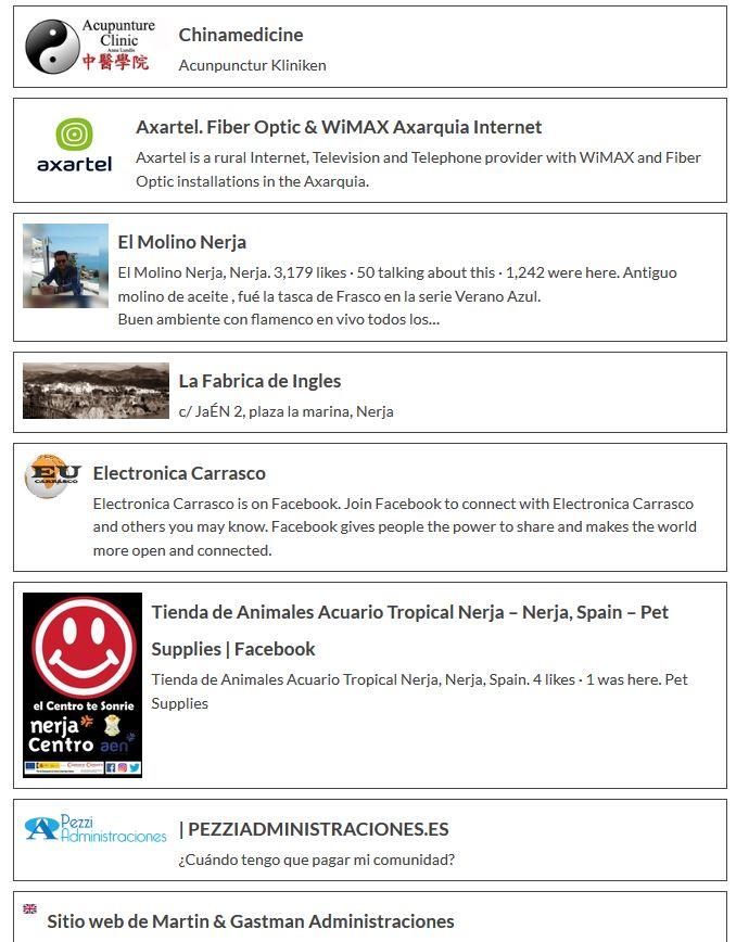 WEB ASOCIADOS nerja centro